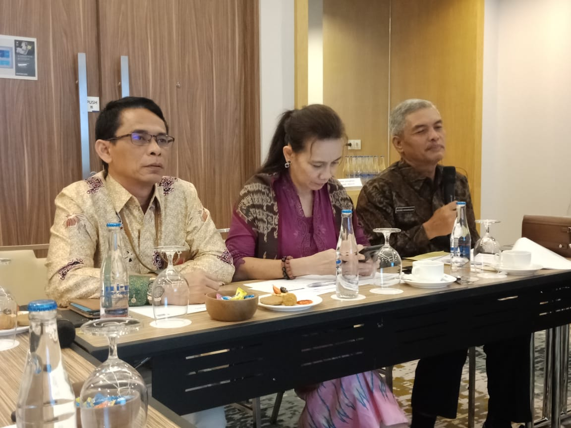 Koordinasi Awal BPIP Dengan Badan Kesatuan Bangsa dan Politik Provinsi Bali dalam rangka kerja sama penyelenggaraan Pendidikan dan Pelatihan Pembinaan Ideologi Pancasila.