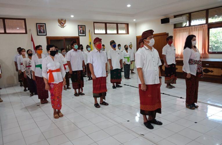 UPACARA HARI JADI ke 62 PEMERINTAH PROVINSI BALI